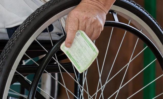 Em Ponta Grossa, 3.202 eleitores tem algum tipo de deficiência. Foto Ilustrativa: Reprodução/Arquivo/Agência Brasil