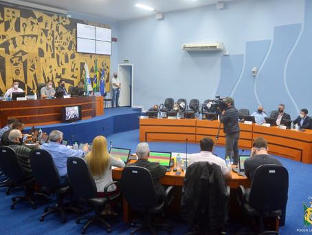 Vereadores aprovam, em primeira discussão, a inclusão do Vale Gás no Feira Verde
