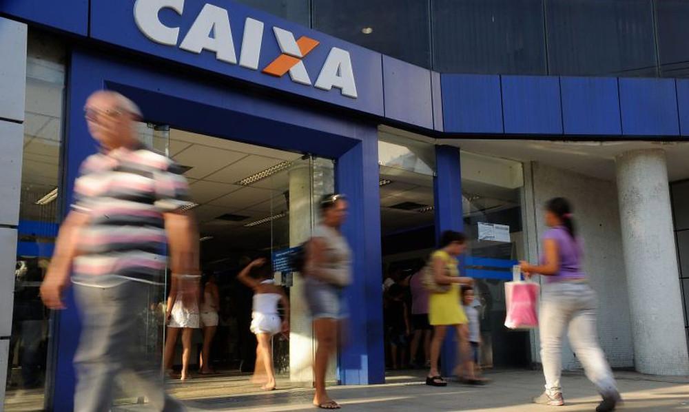 Caixa Econômica Federal. Foto - Reprodução/Agência Brasil
