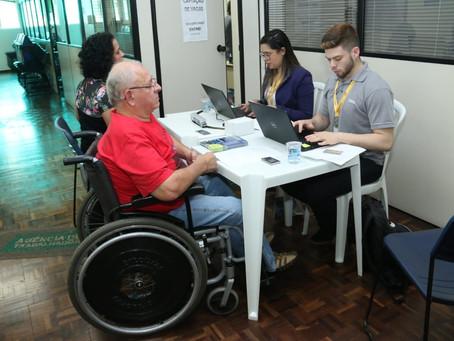 Agência do Trabalhador oferece 47 vagas para Pessoas com Deficiência (PcD)