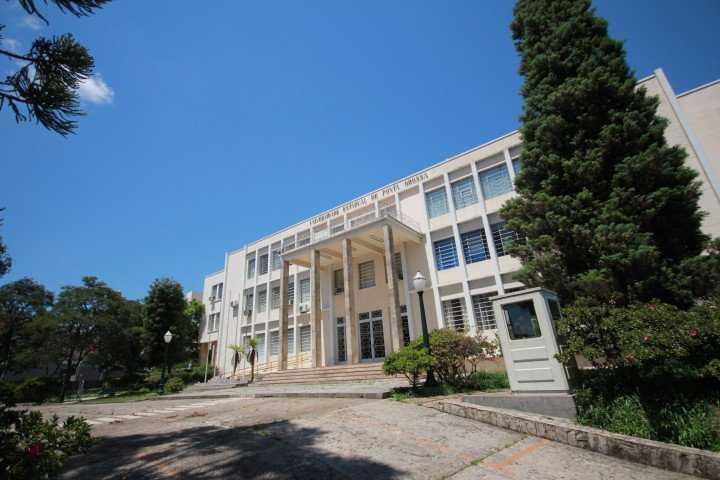 Sede Central da Universidade Estadual de Ponta Grossa (UEPG) - Foto:Divulgação/UEPG