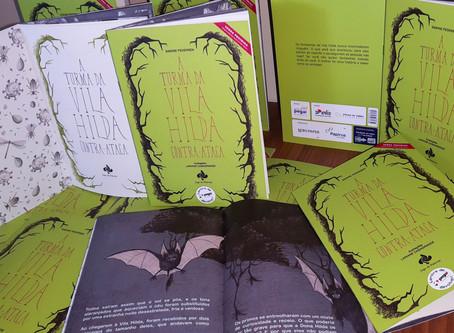 Pegaí lança livro no aniversário de Ponta Grossa