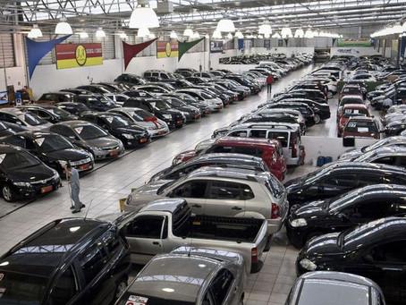 Venda de carros seminovos e usados cresce e impulsiona retomada do setor