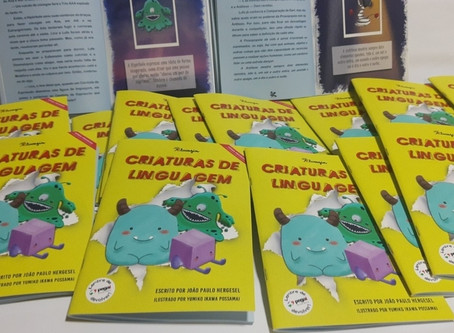 'Pegaí Leitura Grátis' lança novo livro em comemoração ao Dia das Crianças