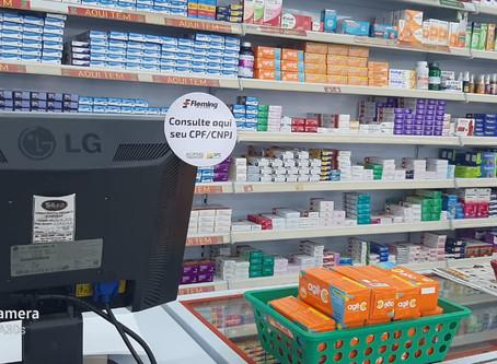 Consulta ao SPC Brasil é disponibilizado em Rede de Farmácia