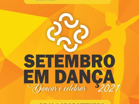 Inscrições para festival de dança vão até o dia 10 de setembro