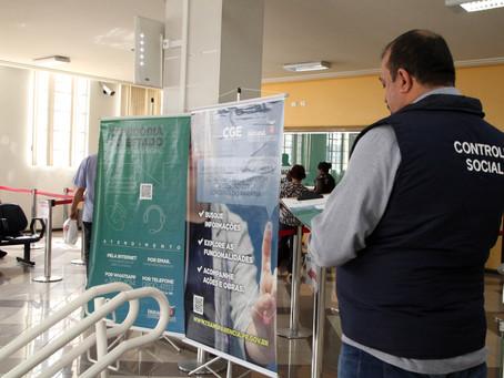 Controladoria-Geral do Estado abre canal para denúncias de 'fura-filas' da vacina contra Covid-19