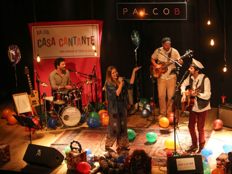 Banda de PG representa região sul em concurso nacional de música infantil