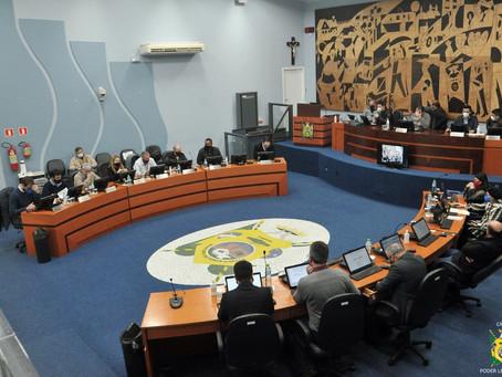 Vereadores de PG aprovam Plano Plurianual em segunda discussão