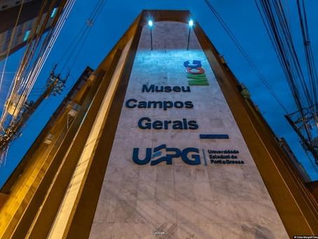 Pesquisadores  já podem voltar a consultar o acervo do Museu Campos Gerais