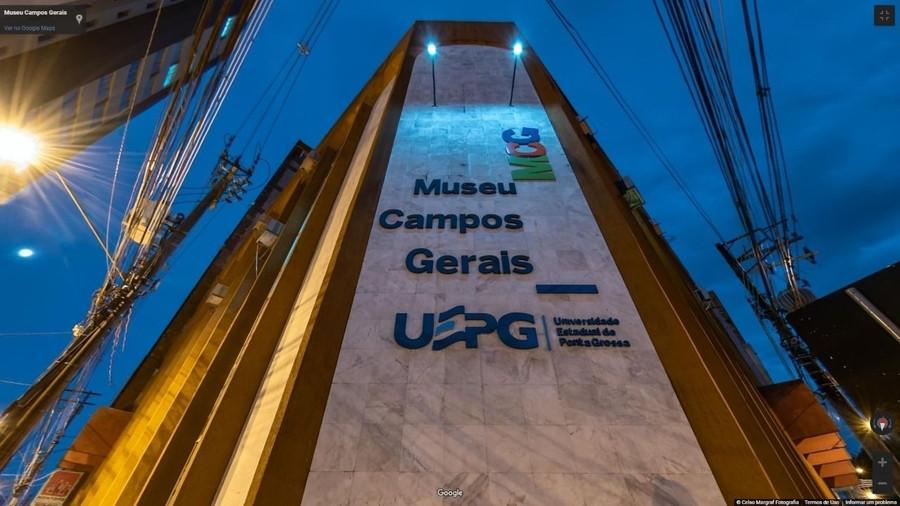 Museu Campos Gerais (MGC) - Foto: Reprodução/UEPG