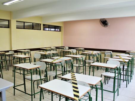 Covid-19: Professores estaduais do grupo de risco podem pedir afastamento até esta sexta-feira