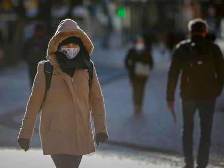 Com -4,3 graus, Ponta Grossa registra menor temperatura em 24 anos