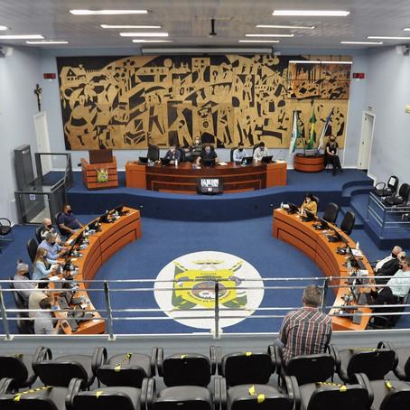 Vereadores aprovam Plano de Recuperação Econômica e Social