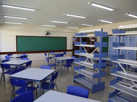 Três colégios estaduais de PG retomam atividades extracurriculares na próxima semana