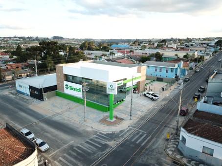 Sicredi Campos Gerais inaugura nova agência em Palmeira