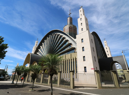 Catedral Sant'Ana retoma visitas à cúpula