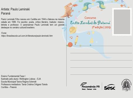 Sesc PR conta as lendas dos Campos Gerais em cartões postais