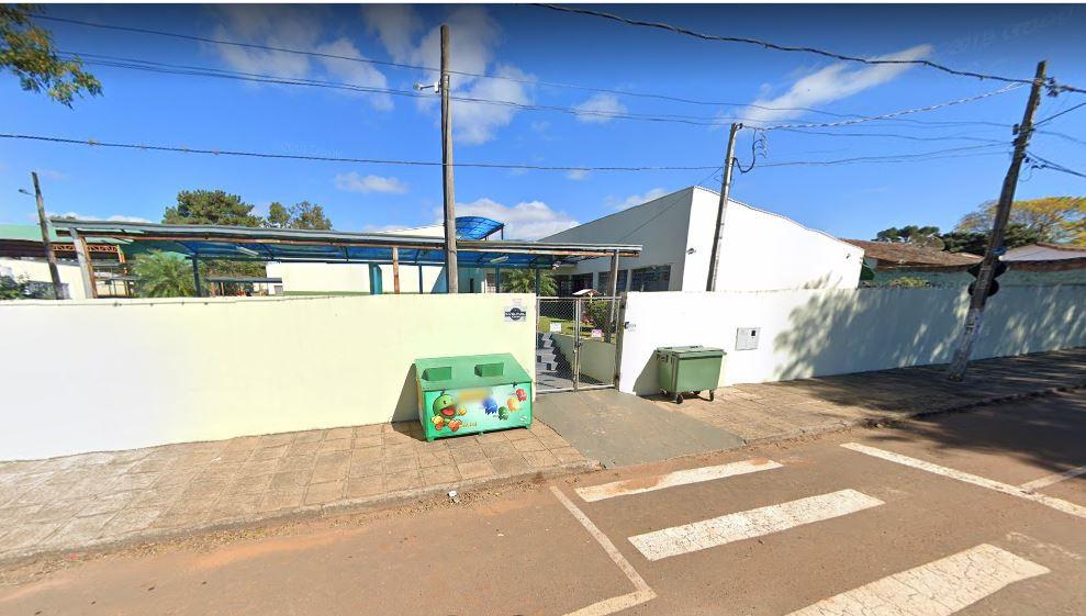 Escola Municipal Professora Zahira Catta Preta Mello, na Vila Cipa. Foto: Reprodução / Google Maps