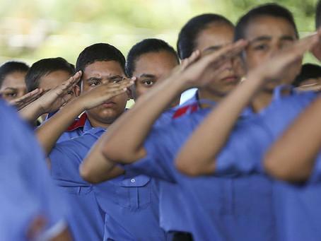 Inscrições para diretor-geral de escolas cívico-militares vão até domingo