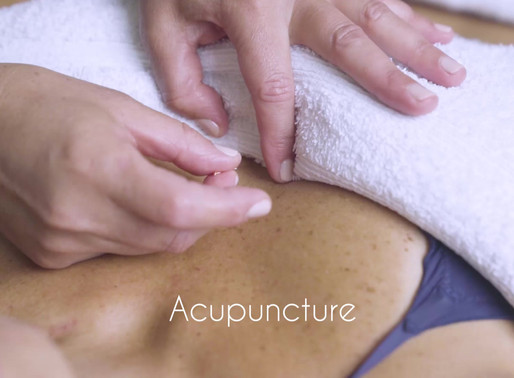 How Acupuncture can be beneficial for both joint pain and menopausal symptoms