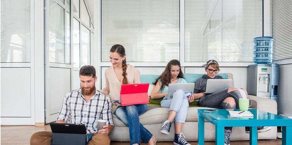 assurance spécial start-up, consultants et digital nomads