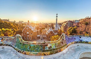 le parc guell barcelone embarquement immédiat podcast sebastien marion kasaz.com