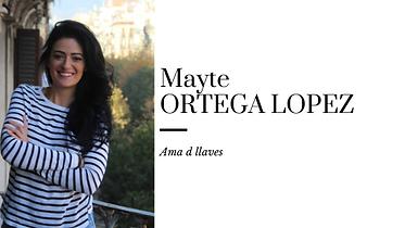 Mayte Ortgea Lopez