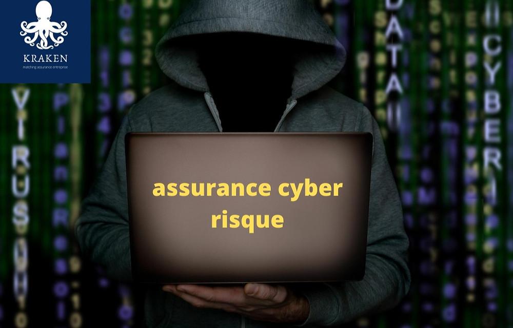 comprendre l'assurance cyber risque et l'importance de souscrire une assurance cyber attaques. Kraken-assurance.com vous aide à trouver le spécialiste assurance cyber risque