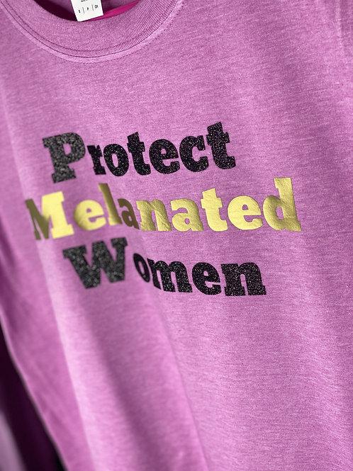 Protect Melanted Women