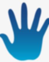 9-93589_blue-hand-print-high-five-hand-c
