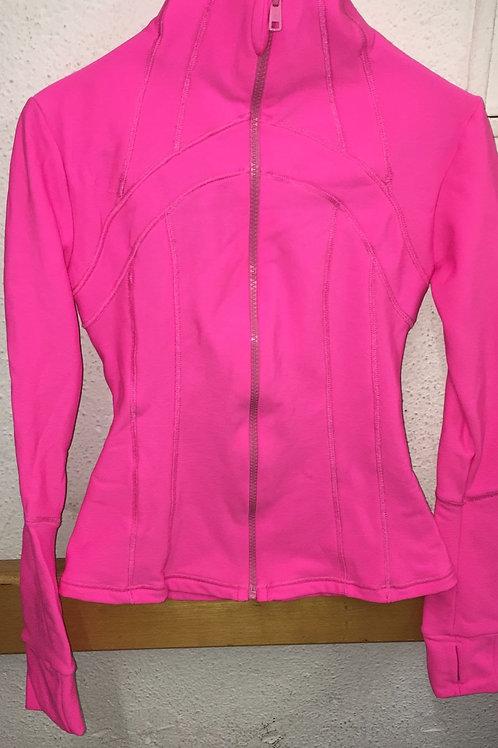Eislaufjacke Cambio-Filo, pink