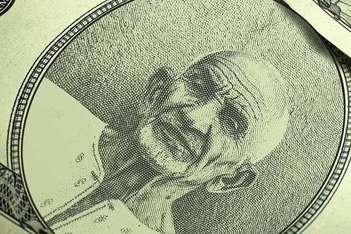 Money Print pattern