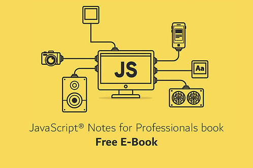 JavaScript® Notes for Professionals book