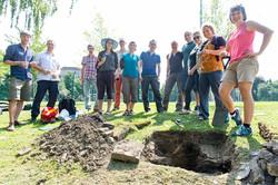 Interdisciplinary soil learning
