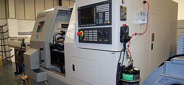 CNC Machine Fire Protection