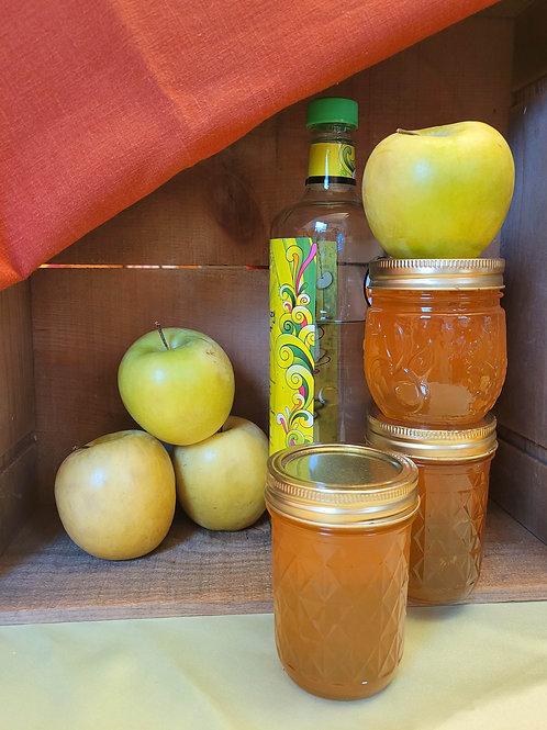 Apple Liqueur Jelly