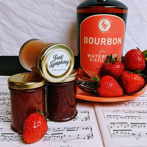 Bourbon and Wine Trio