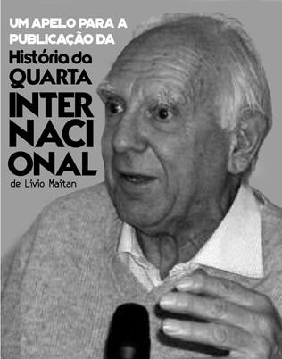 Um apelo para a publicação da história da Quarta Internacional de Livio Maitan