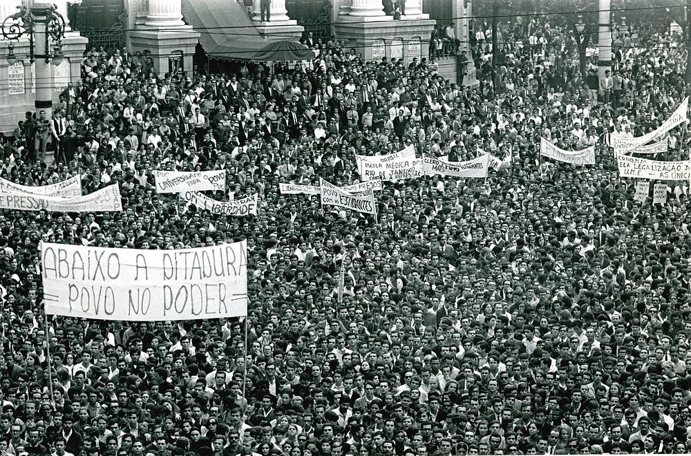 Passeata dos 100 Mil - 1968