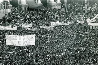O Movimento Estudantil Revolucionário