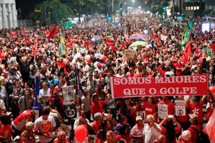 Defender a democracia e os direitos dos trabalhadores