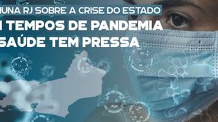 Comuna Rio de Janeiro: Em tempos de pandemia, a saúde tem pressa