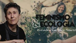 Diálogos entre feminismo e ecologia a partir da perspectiva de reprodução da vida.