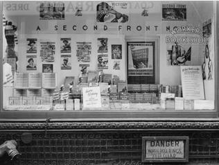 O mundo esquecido das livrarias comunistas nos EUA