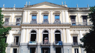A História a partir das coisas: o caso do Museu Nacional