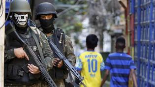 Sobre a intervenção militar no RJ