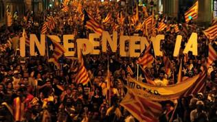 Clamamos pela Catalunha