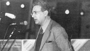 Uma biografia sistemática de Ernest Mandel