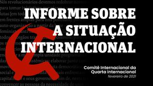 Informe sobre a situação internacional